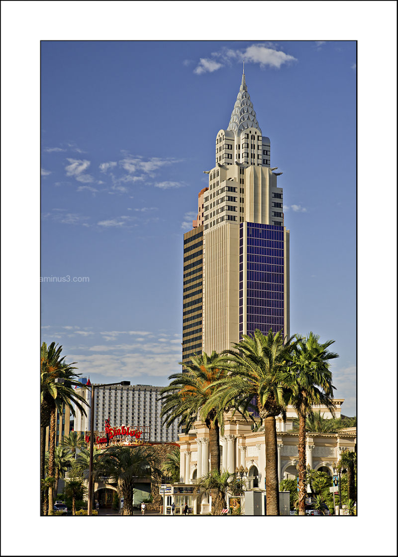 Las Vegas Chrysler Building New York, New York
