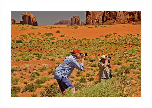 Monument Valley photgraphers