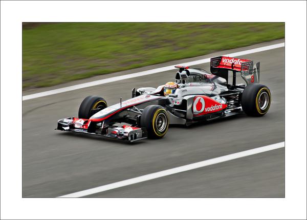 Lewis Hamilton Formula one