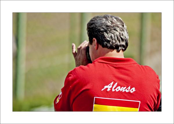 Alonso Formula one