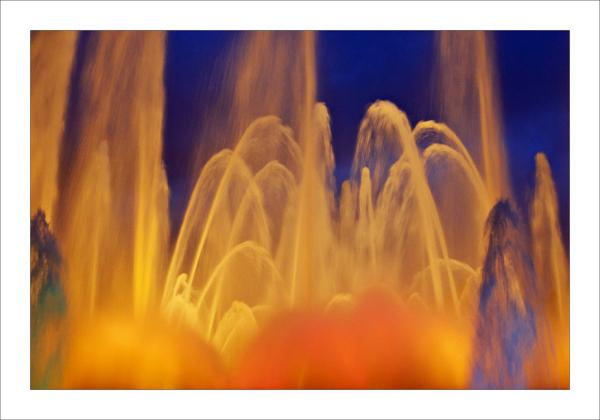 Barcelona Magic Fountain