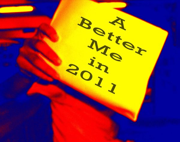 new year's resolution 2011