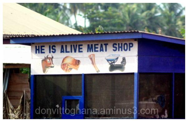 Ghana signboards