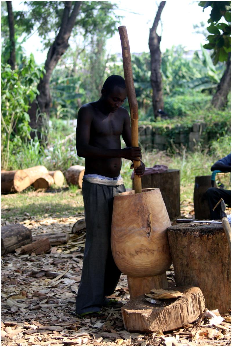 Ghana Drums Makers