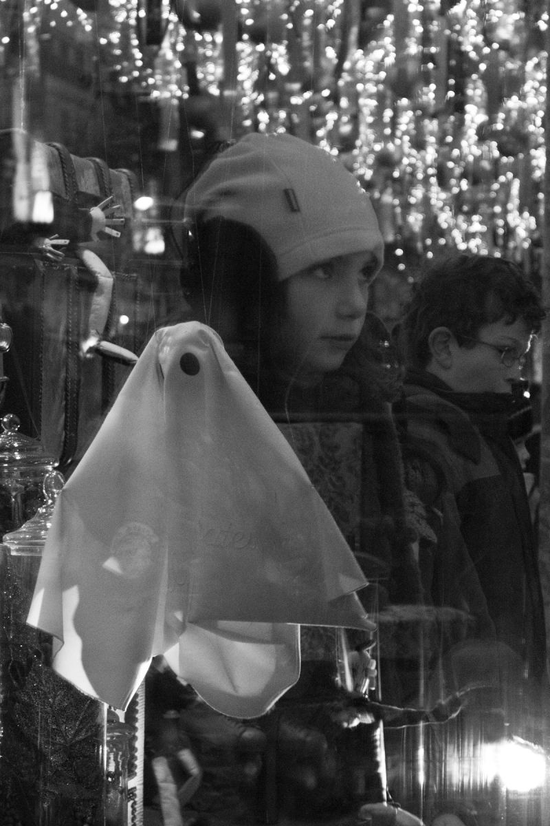 Who's the Ghost