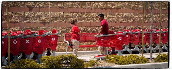 target baskets