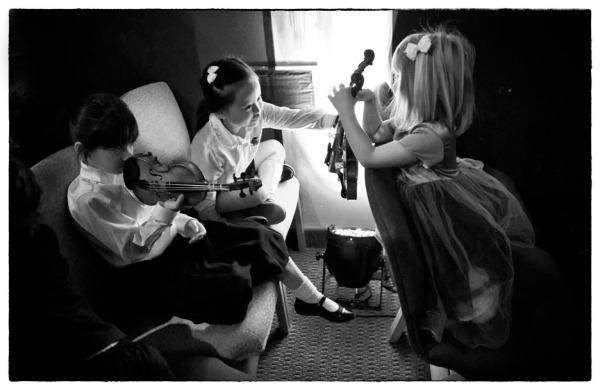 kinder violins