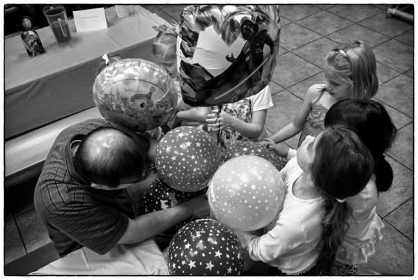 bald balloons