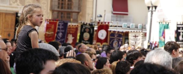 Benicarlo. 23.04.2011 Trencà de l'hora