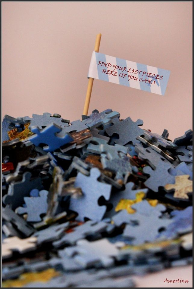 2- The Missing Piece