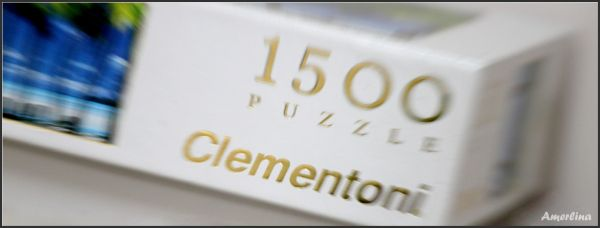 6- Thanks to Clementoni