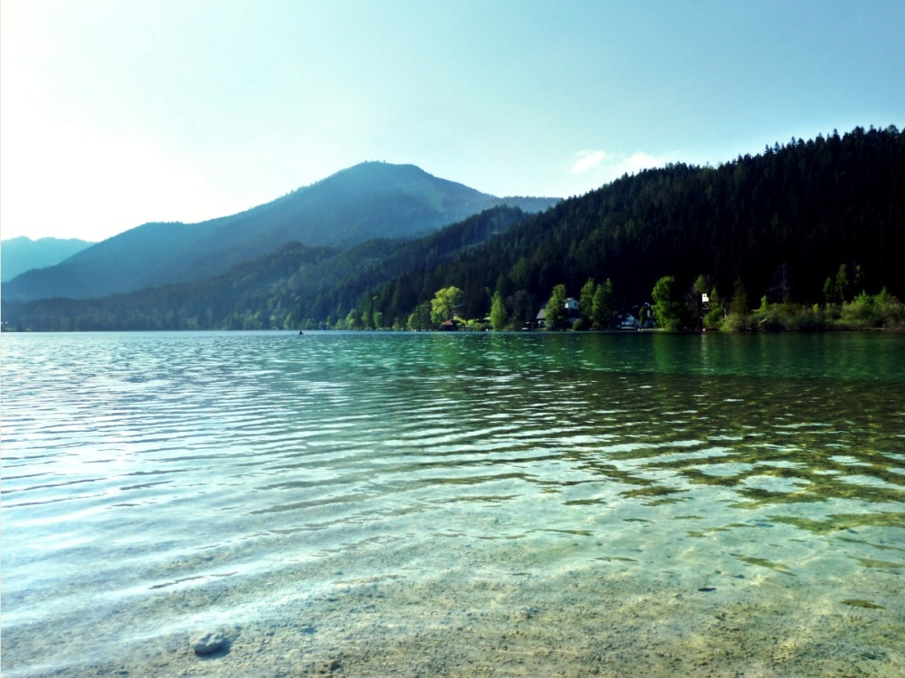 Mariazell Lake