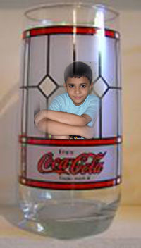 Into tangy coke