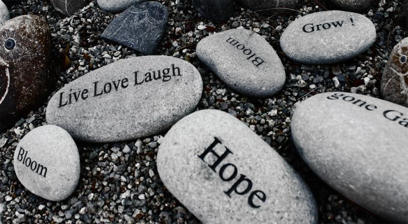 Grow Hope...Live Love Laugh
