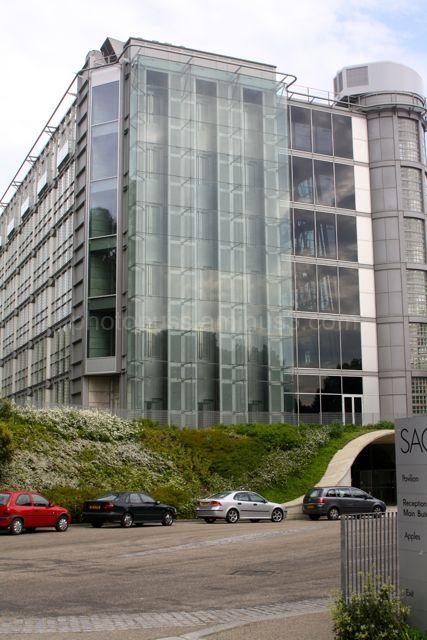 Saga Building