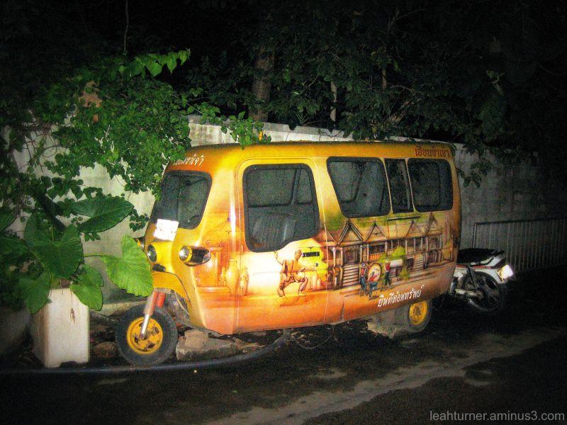 unique transportation.