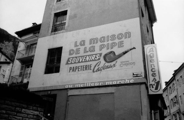 Mur publicitaire