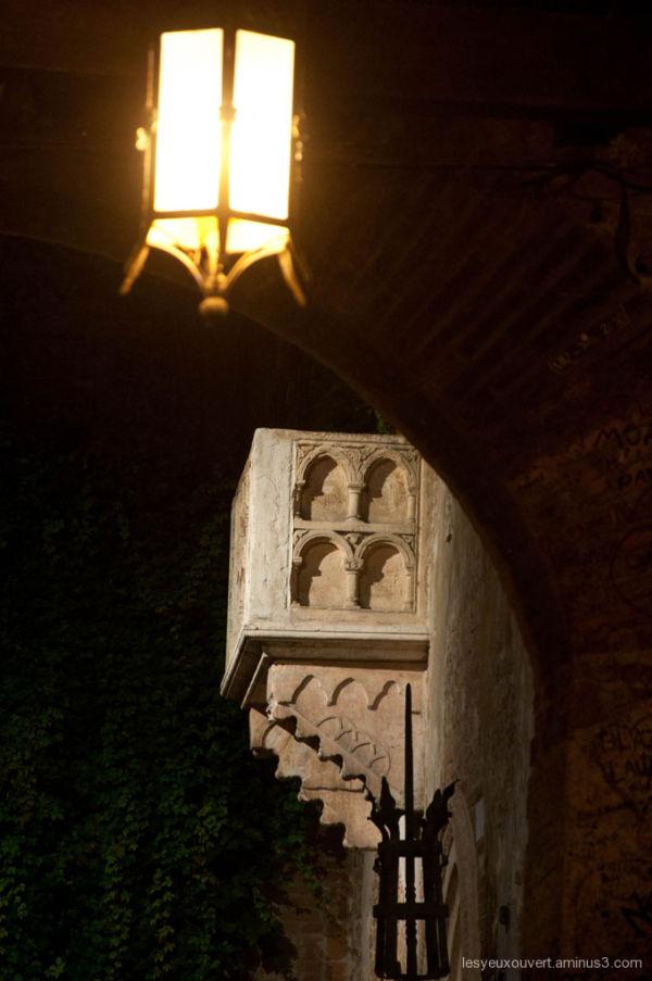 Balcon de Juliette (Vérone)