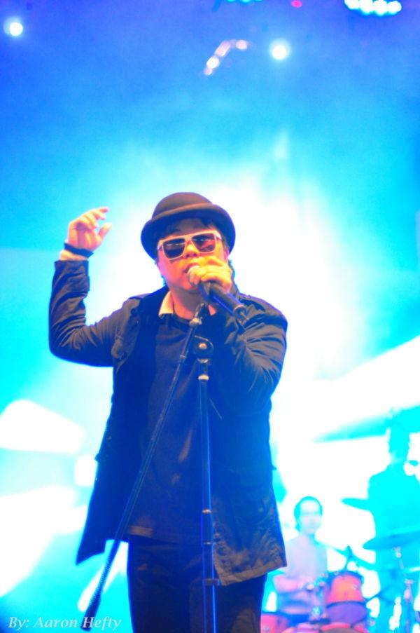 Daejeon Rock Festival Lead Singer