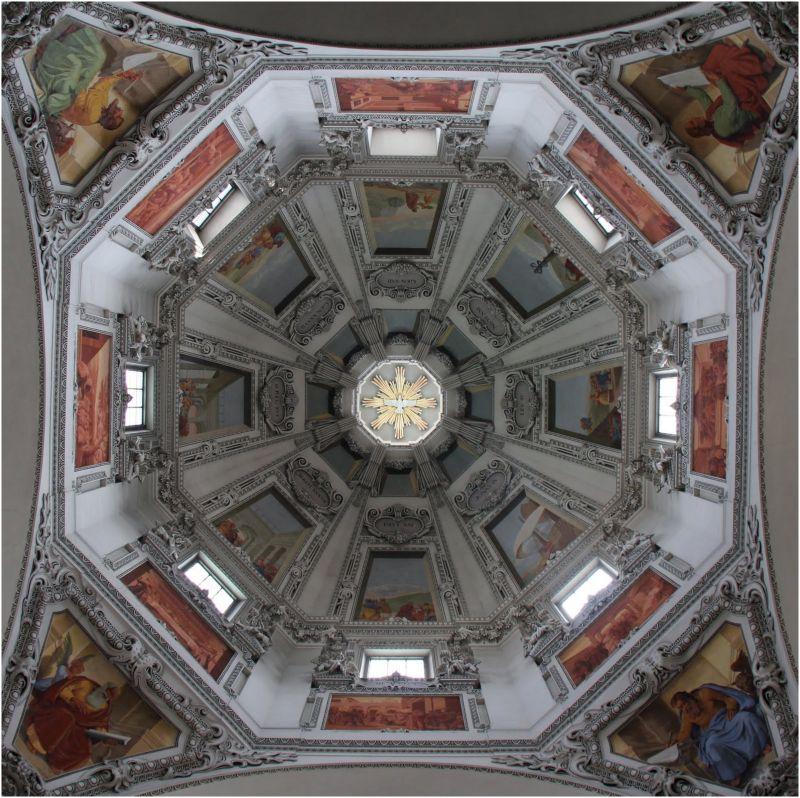 Domchurch, Salzburg