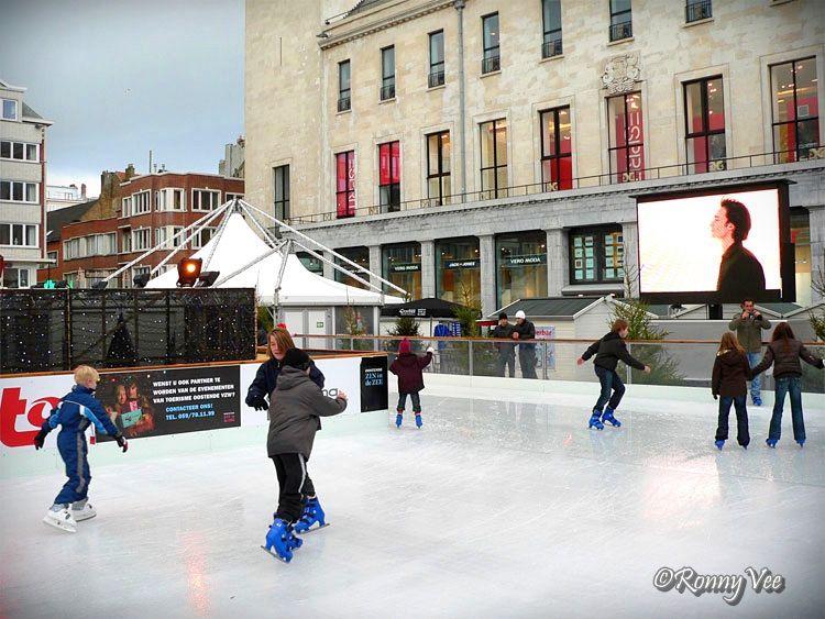 Fun on the Ice.
