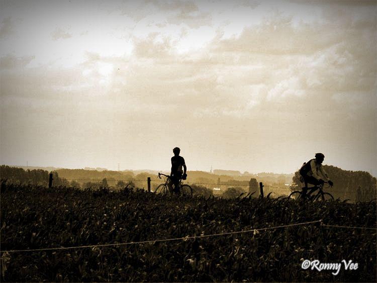 Bikers...