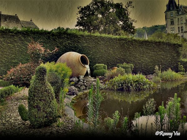 Garden of Secrets...