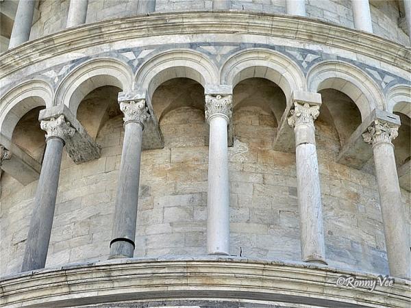 Pisa Tower (detail)