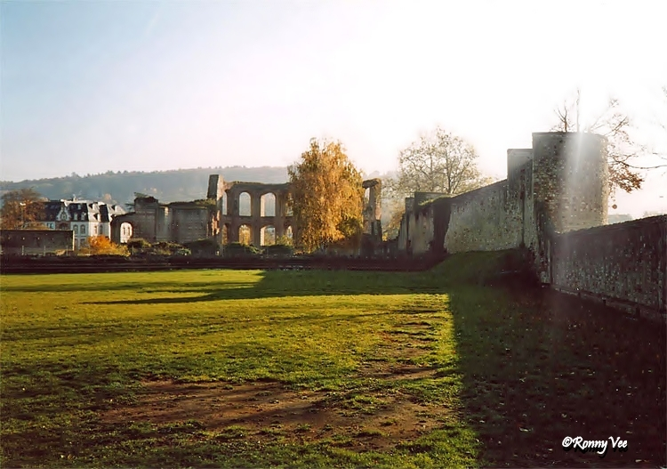 Roman remains,Trier Germany