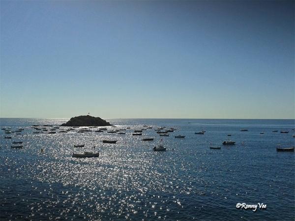 Tossa beach, Spain
