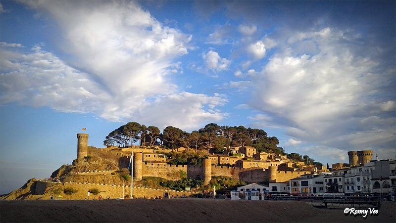 Tossa, Spain