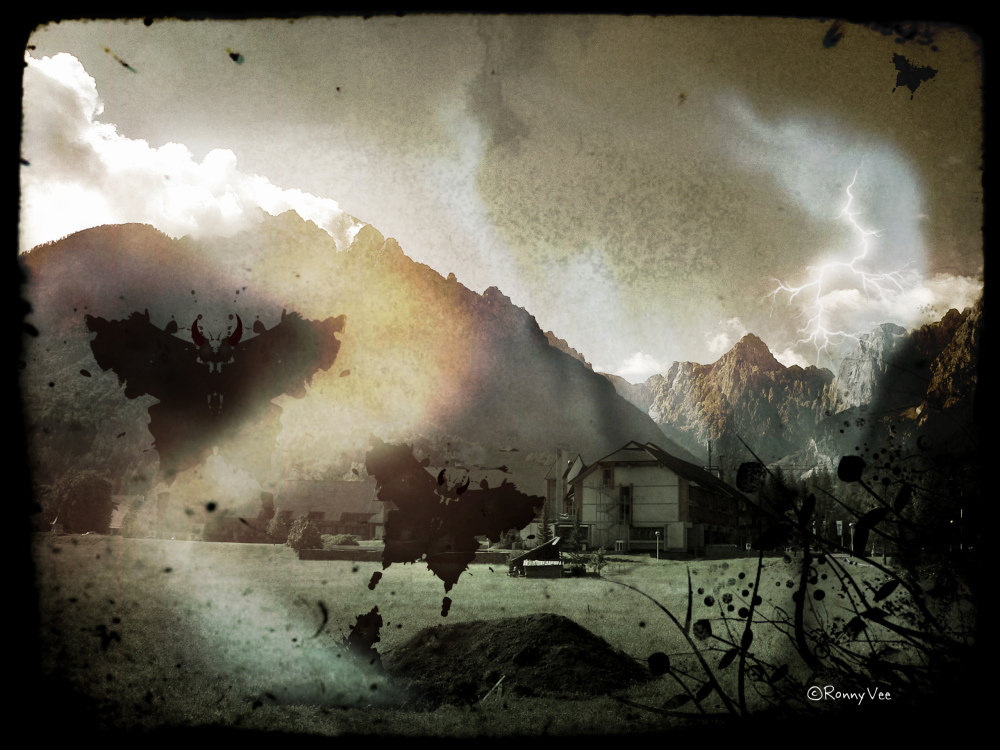 Demon's hill.
