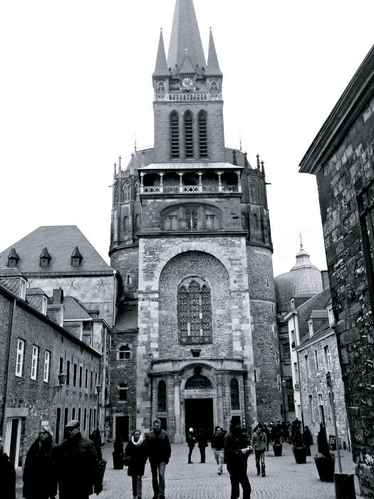 Church in Aachen, Germany