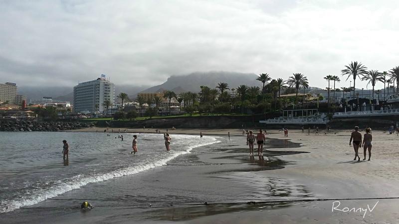Tenerife Beach, july 2016