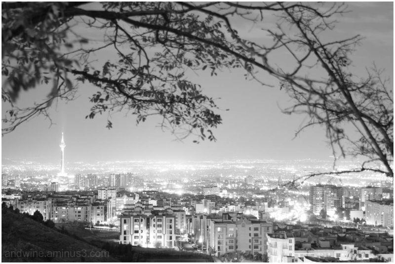 Shining Tehran