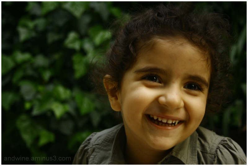 Child of Laugh