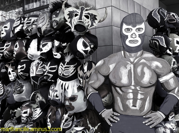 24th Street, San Francisco, lucha libre
