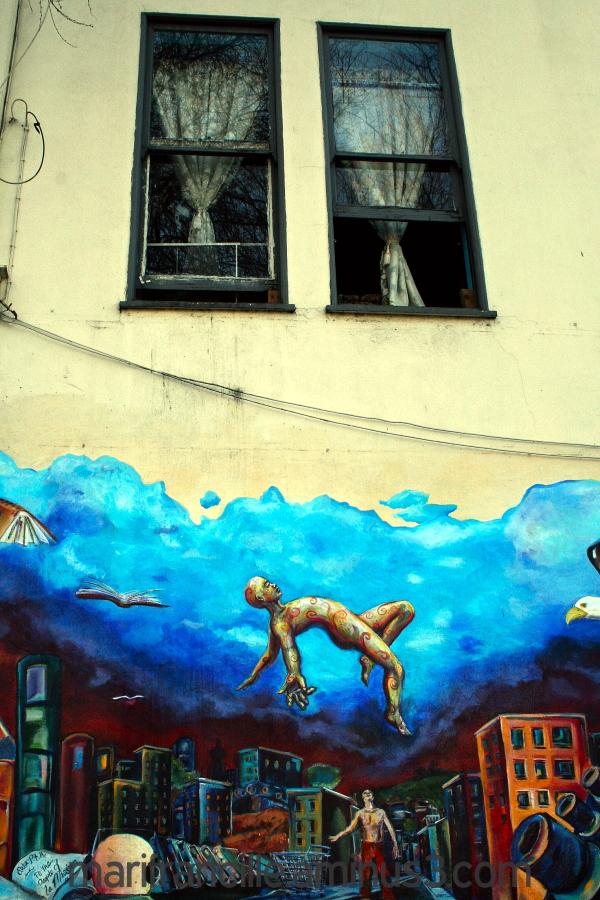 fulton st mural, philz coffee, the mission, san fr