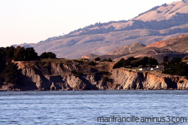 marin headlands, san francisco bay
