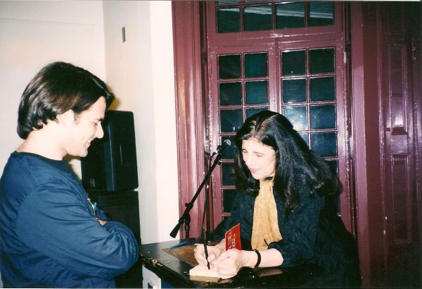Susan Sontag, Writers House 2003