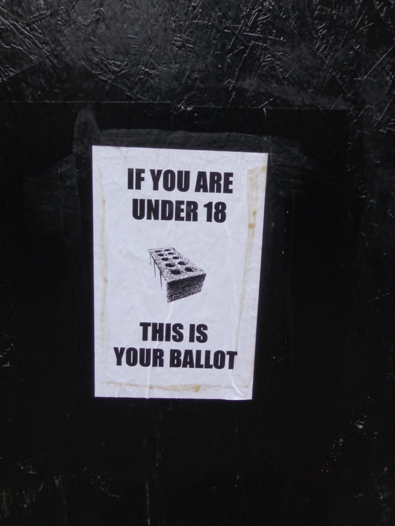 this is your ballot