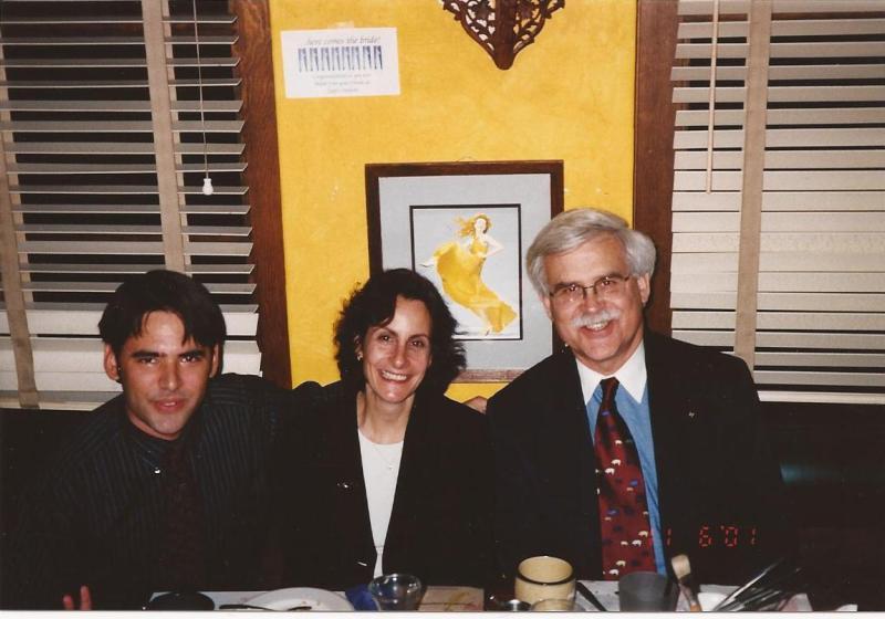 Orlando, November 2001