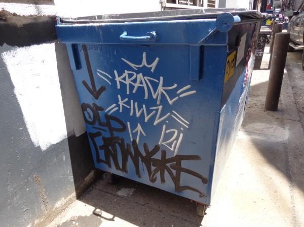 krack killz