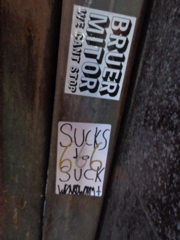Sucks to suck
