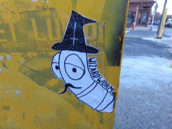 Wizard Worm
