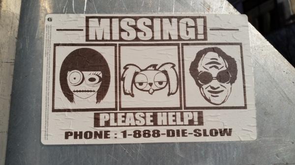 Missing please help