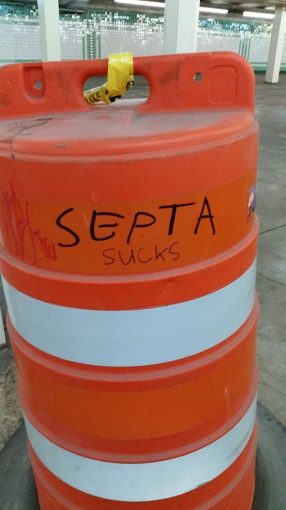 SEPTA sucks