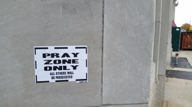 Pray Zone