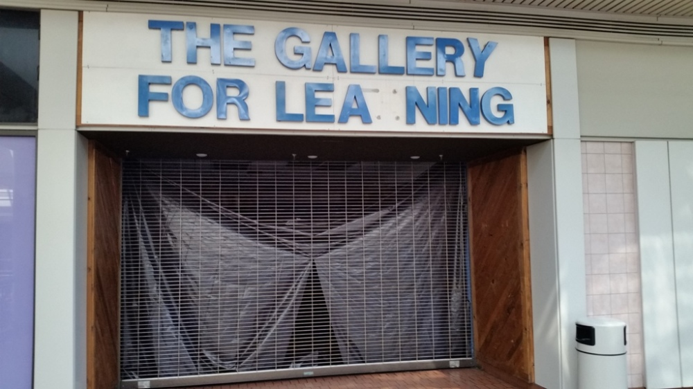 The Gallery for Leaning