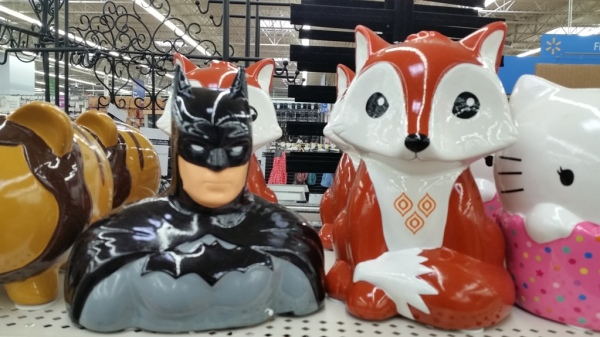 Foxy Batman